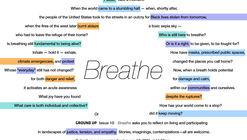 Ground Up Journal Issue 10: BREATHE