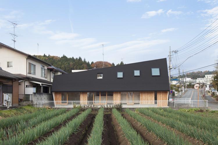 Garden House in Musashimasuko / Toshihiro Aso Design Office, © Shuya Sato