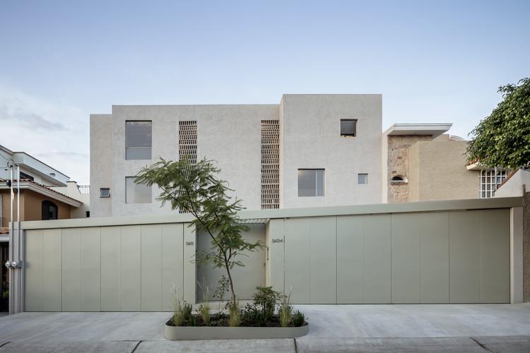 Casas Par / CoA Arquitectura, © César Béjar