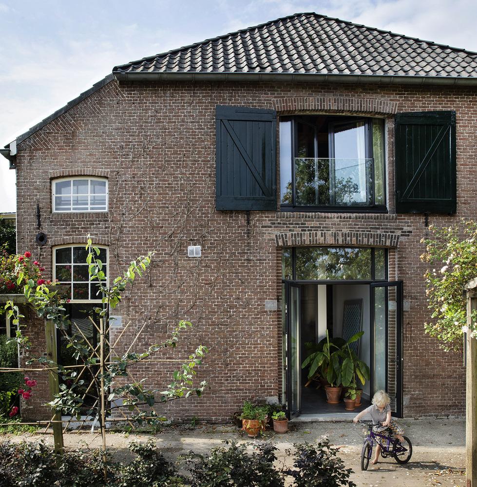 Apple Farm Nooitgedacht House / HILBERINKBOSCH Architecten