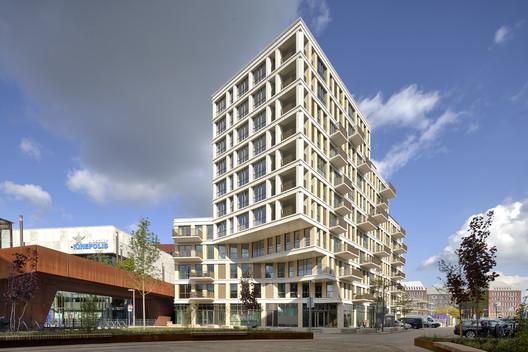 Upstairs Mixed-Use Building / HILBERINKBOSCH Architecten