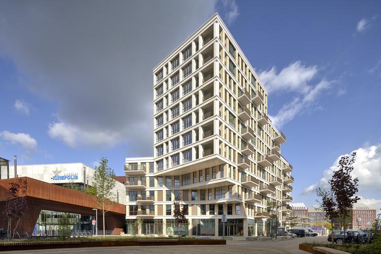 Upstairs Mixed-Use Building / HILBERINKBOSCH Architecten, © Rene de Wit