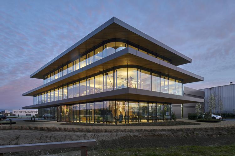 Edificio de oficinas VDG Van Dijk Groep / Denkkamer, © Rene de Wit