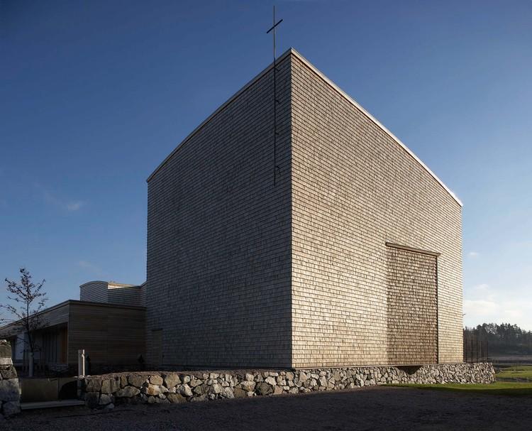 Viikki Church / JKMM Architects, © Kimmo Räisänen