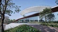 Shenzhen Maozhou River Hydrological Education Exhibition Hall / TJAD