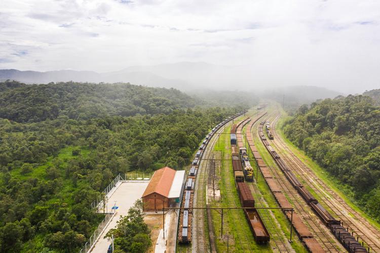Restauro da Estação Ferroviária de Campo Grande na Vila de Paranapiacaba / Contemporanea Paulista, © Leo Giantomasi