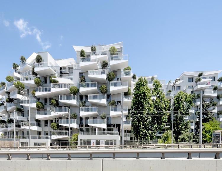 Edifício de Apartamentos Prado Concorde / Valode & Pistre, © Philippe Chancel