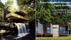New Conceptions of Sustainable Organic Architecture