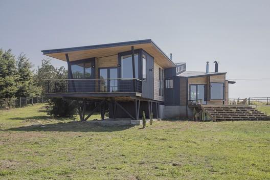 Casa Volcán / Pilar Beltrán + Br-arquitectos