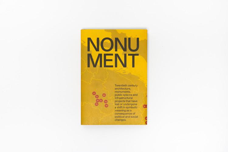 NONUMENT, Nonument! book, photo: Kaja Brezočnik