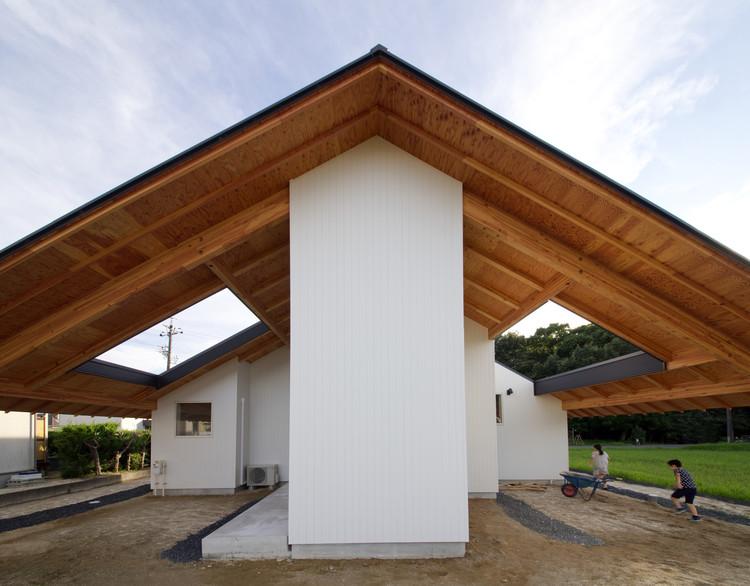 Casa Kasa / Katsutoshi Sasaki + Associates, Cortesía de Katsutoshi Sasaki + Associates