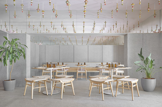 Lucky Chan Restaurant / MAIA Design Studio