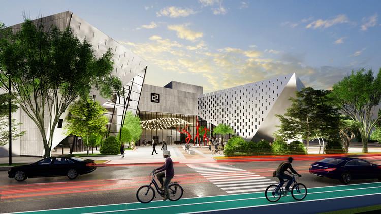La nueva Sede del Colegio de Profesionales de Guatemala: Un proyecto para resignificar los valores labores, Cortesía de Kolem - Estudio de arquitectura
