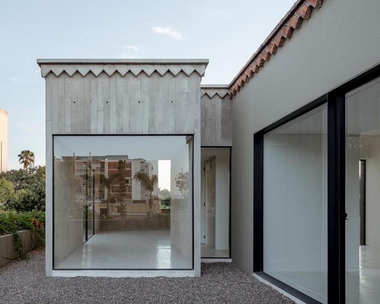 Rehabilitación Casa Aranguren / CoA Arquitectura + Luis Aldrete, © César Béjar