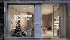 Hoff Flagship Store / Ciszak Dalmas + Matteo Ferrari
