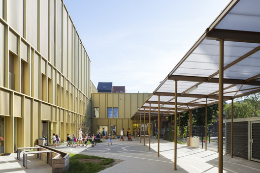 Ket & Co School / OSK-AR architecten + B612 Associates