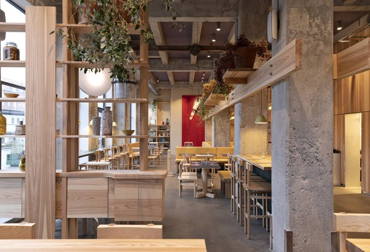 archdaily.com - Andreas Luco - POPL Restaurant / Spacon & X