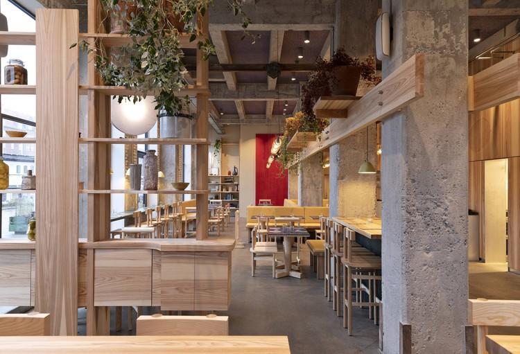 POPL Restaurant / Spacon & X, © Bjørn Bertheussen