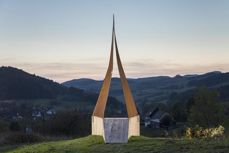 Instalação Sonnenklang / Christoph Hesse Architects, © Laurian Ghinitoiu