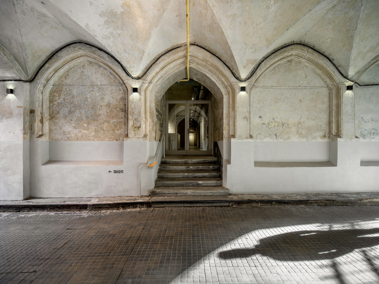 103_LMMC Municipal Art Centre / Replus Bureau, © Andrey Bezuglov