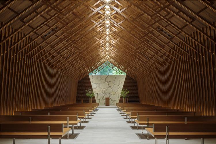 The Westin Miyako Kyoto / Chapel Renovation / KATORI archi+design associates, © Tomohiro Sakashita