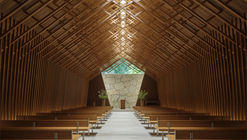 The Westin Miyako Kyoto / Chapel Renovation / KATORI archi+design associates