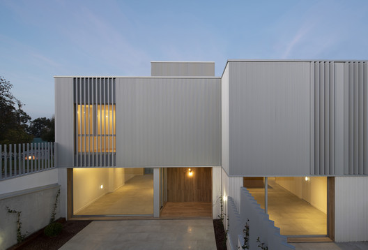 9 Houses in As Galeras / Díaz y Díaz Arquitectos