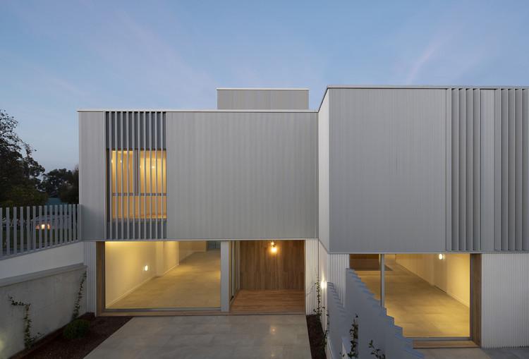 9 Viviendas en As Galeras / Díaz y Díaz Arquitectos, © Wifre Melendrez