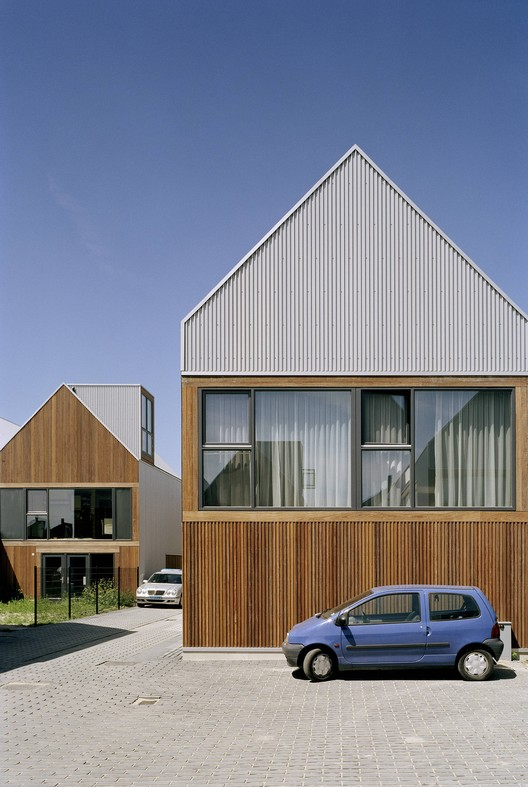 Bloembollenhof Housing Complex / Studio Woodroffe Papa