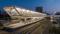 Fortaleza Subway Extension / Fernandes Arquitetos Associados