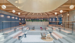 Social Space in Jing'an Kerry Centre / Linehouse