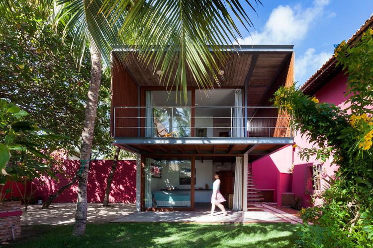 Casas brasileñas: 21 residencias con menos de 100 m², © Vivi Spaco