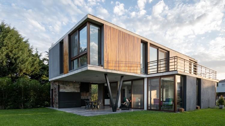 Casa LN / Además arquitectura, © Gonzalo Viramonte