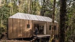 Impluvium Cabin / SAA Arquitectura + Territorio