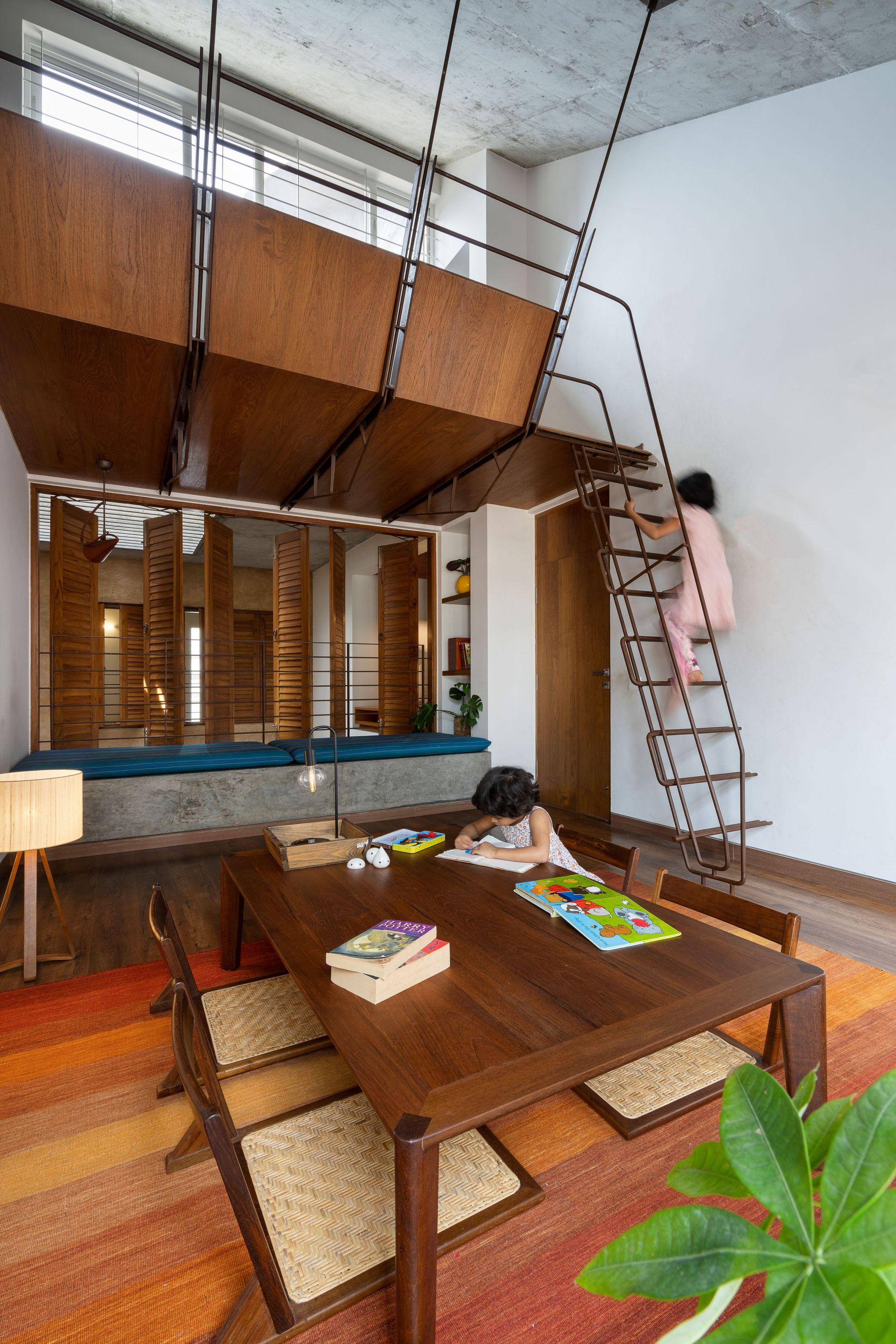 Galeria De Residencia Arranjo De Tijolos Greyscale Design Studio 5