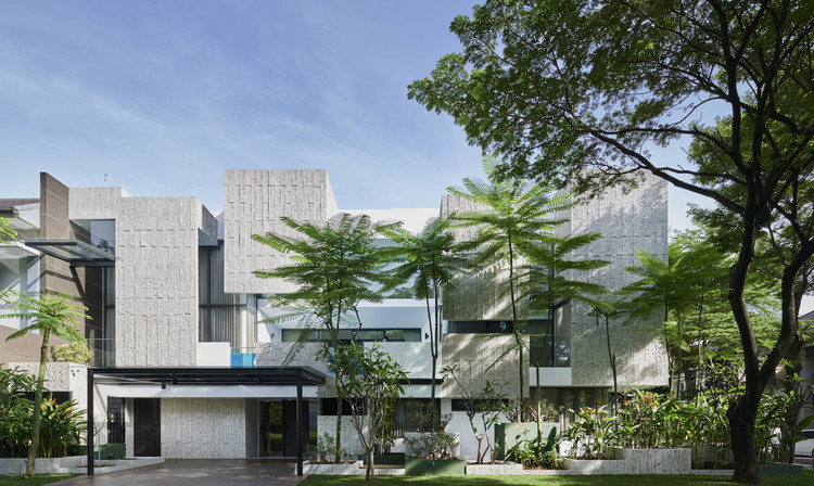 Passive Lab House / RAD+ar (Research Artistic Design + architecture), © William Sutanto