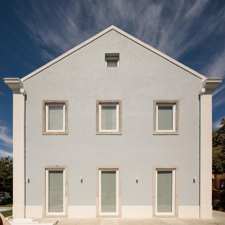 Santo Amaro / Almeida Fernandes, Arquitectura e Design, © Francisco Nogueira