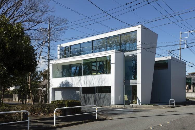 House in Tsukuba / Aisaka Architects' Atelier, © Shigeo Ogawa