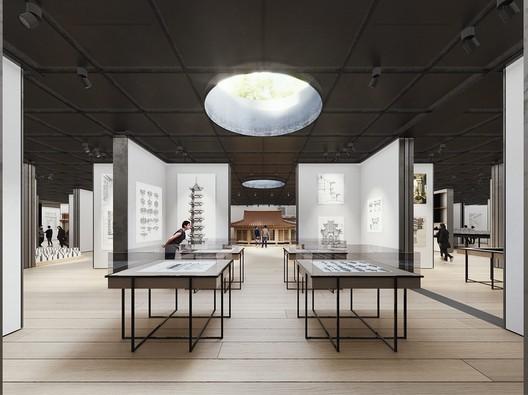 STL Architects Create Minimalist Design for Korean Museum of Urbanism and Architecture