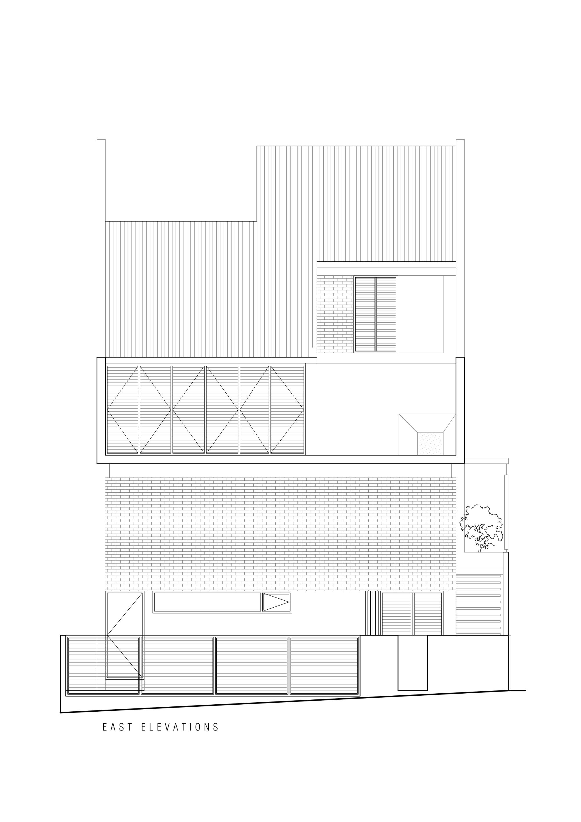Gallery Of Brickly Affair Residence Greyscale Design Studio 20