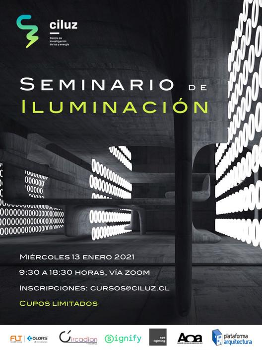 Ciluz - Seminario Internacional de Iluminación: ¡Sorteamos 2 cupos gratis!
