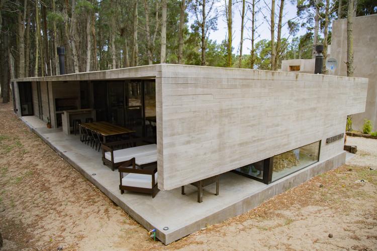 Casa Castignani / Ebeca, © Hugo Ariel Zaccardi