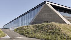 Lausanne Football Stadium  / :mlzd + Sollberger Bögli Architekten
