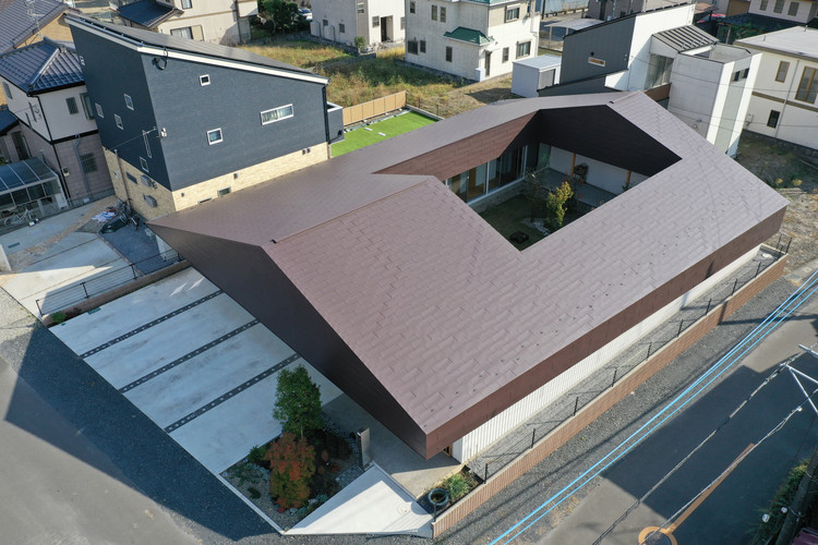 Casa S / atelier N, © Kai Nakamura