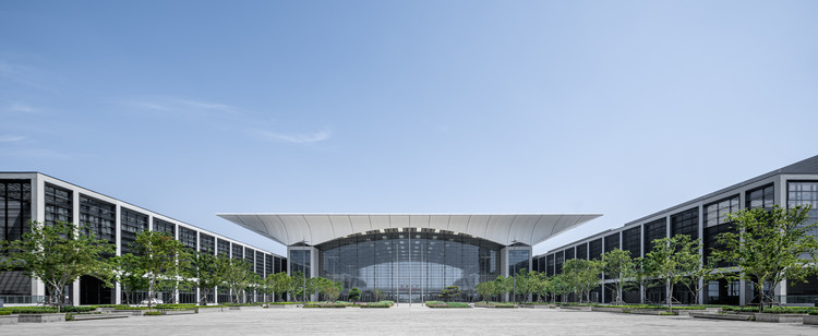 China Hongdao International Conference & Exhibition Center / gmp, © CreatAR