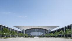 China Hongdao International Conference & Exhibition Center / gmp
