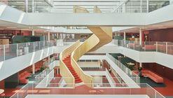 Campus da Universidade de Mälardalen Eskilstuna / AIX Arkitekter + 3XN