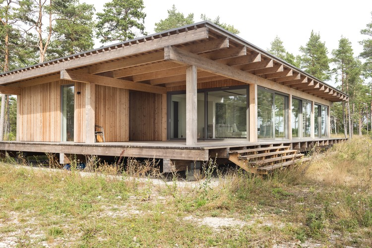 Boge Friggars House / Scott Rasmusson Källander, © Anna Sundström