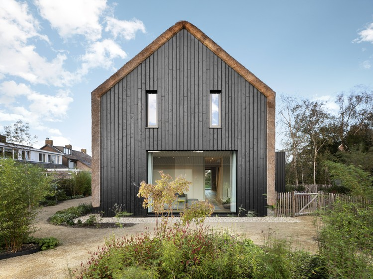 Villa Benthuizen / Arjen Reas Architects, © Luc Buthker