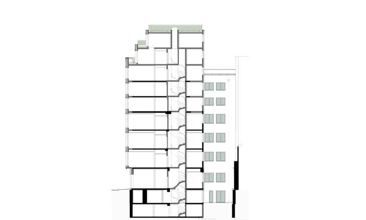 Section - Transversal